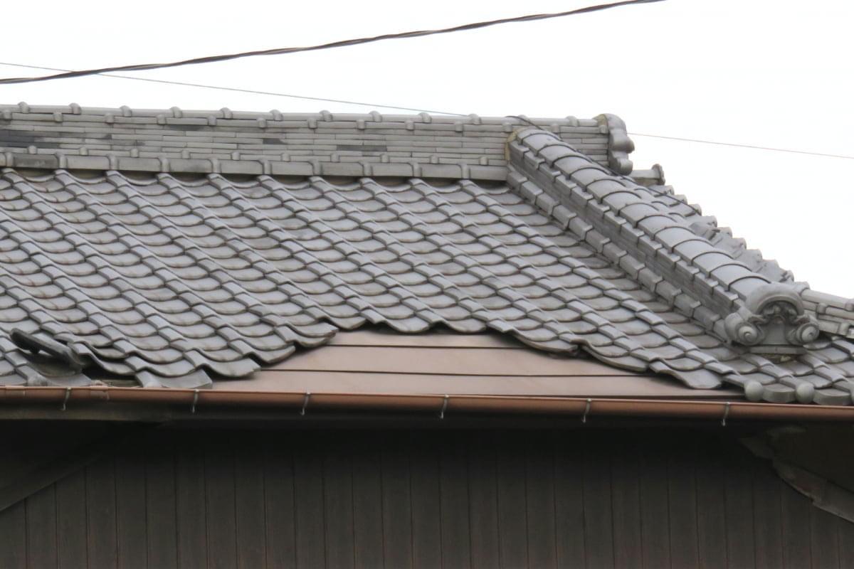 地震・台風被害の修理